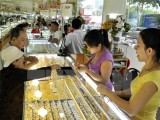 Giá vàng tiếp tục tăng, giao dịch quanh mức 35,19 triệu đồng