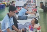 TP.Thủ Dầu Một: Tổ chức hiến máu tình nguyện đợt 5 năm 2014