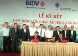 BIDV hỗ trợ gói tín dụng 35 triệu đô-la Mỹ cho dự án KLH VSIP Quảng Ngãi