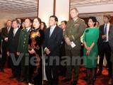 Hoạt động kỷ niệm thành lập QĐND Việt Nam tại Séc và Algeria