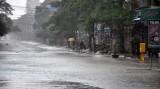 Bão số 5 sẽ suy yếu thành áp thấp nhiệt đới