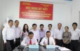 Ủy ban Mặt trận Tổ quốc tỉnh và Ngân hàng Nhà nước ký kết phối hợp công tác