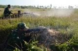 Quân đoàn 4: Sơ kết thi đua quản lý, huấn luyện Chiến sỹ mới