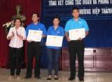 Đoàn phường Hiệp Thành,TP.TDM: Nhiều hoạt động chăm lo cho thanh thiếu nhi