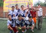 Bế mạc giải bóng đá mini TP. Thủ Dầu Một năm 2014