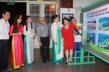 """Triển lảm ảnh Tuyên truyền Kỷ niệm 70 năm Ngày thành lập Quân đội nhân dân và """"Biên giới - Biển đảo Việt Nam"""""""