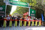 Hội thi Thợ giỏi thu hoạch mủ ngành cao su Việt Nam
