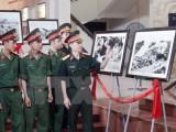 Nhiều hoạt động chào mừng ngày thành lập Quân đội tại TP.HCM
