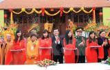 Chủ tịch nước dự khánh thành chùa và khu nghỉ dưỡng Bản Giốc