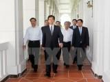 Thủ tướng chứng kiến ký Tuyên bố chung kết thúc đàm phán FTA