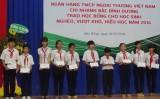 Vietcombank Bắc Bình Dương: Trao học bổng cho học sinh nghèo huyện Bàu Bàng
