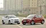 Hyundai Accent 2015 về Việt Nam giá từ 551 triệu