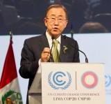 Tổng thư ký Liên hợp quốc đánh giá cao kết quả hội nghị COP-20