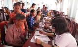 Hội Chữ thập đỏ các cấp: Khám bệnh, cấp thuốc miễn phí cho hơn 21.000 lượt người