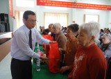 Phú Giáo: Họp mặt kỷ niệm 70 năm Ngày thành lập Quân đội nhân dân Việt Nam