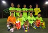 Bế mạc giải bóng đá Cúp CLB Bảo Thy lần V-2014