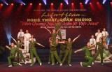 """Kết thúc Liên hoan nghệ thuật quần chúng """"Vinh quang người chiến sĩ Việt Nam"""": TX.Dĩ An đoạt giải nhất"""