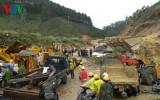 Sập hầm thủy điện Đạ Dâng, 11 người bị mắc kẹt
