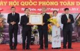 Thị xã Tân Uyên: Họp mặt kỷ niệm 70 năm ngày thành lập Quân đội nhân dân Việt Nam