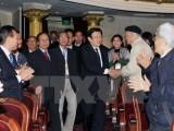 Chủ tịch nước dự khai mạc Đại hội Hội Nghệ sỹ sân khấu Việt Nam