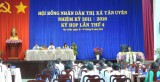 HĐND các huyện, thị trong tỉnh đồng loạt tổ chức kỳ họp cuối năm