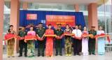 Bộ Chỉ huy quân sự tỉnh: Khánh thành Phòng khám Đa khoa Quân dân y