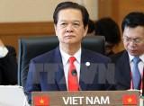 Thủ tướng dự Hội nghị Thượng đỉnh Tiểu vùng Mekong mở rộng