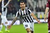 Juventus kết thúc năm 2014 ở vị trí dẫn đầu Serie A