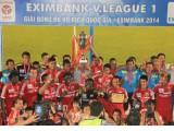 V-League 2015: Nhiều thách thức cho B.Bình Dương