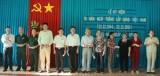 Hội CCB phường Chánh Nghĩa, TP.TDM biểu dương khen thưởng 5 tập thể và 13 cá nhân