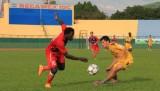 Thi đấu tập huấn trước thềm V-League 2015: B.Bình Dương thắng Hà Nội T&T 5-2
