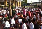 Trường Tiểu học Nguyễn Khuyến, Tx.Dĩ An: Giáo dục kỹ năng sống, học làm người có ích cho học sinh
