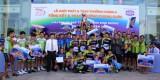 Kết thúc Giải xe đạp Truyền hình Bình Dương mở rộng lần I năm 2014