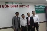 Bệnh viện Đa khoa Sài Gòn Bình Dương: Công bố tham gia khám chữa bệnh bảo hiểm y tế