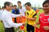 Khai mạc giải vô địch bóng đá sinh viên tỉnh Bình Dương lần II năm 2014