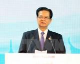 Thủ tướng kết thúc chuyến tham dự Hội nghị Thượng đỉnh GMS 5