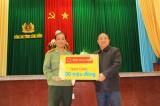 Tập đoàn Hoa Sen ủng hộ gần 600 triệu đồng cho các nạn nhân vụ sập thủy điện Đạ Dâng
