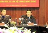 Chủ tịch nước: Tránh tạo dư luận xấu về xử lý án kinh tế, chức vụ