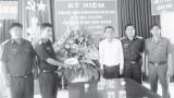 Phú Giáo:  Lãnh đạo huyện thăm các đơn vị bộ đội đóng quân trên địa bàn