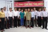 Mặt trận Tổ quốc Việt Nam tỉnh: Tập trung thực hiện 3 cuộc vận động lớn