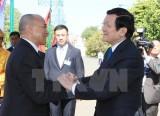 Phát triển quan hệ đoàn kết, hữu nghị Việt Nam-Campuchia