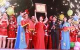 Xác lập kỷ lục số lượng người mặc trang phục Noel nhiều nhất Việt Nam