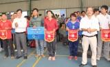 Sở Giáo dục - Đào tạo Bình Dương: Khai mạc giải cầu lông giáo viên năm 2014