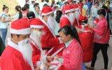 Công đoàn Công ty TNHH Điện tử Foster (Việt Nam): Trao hơn 13.000 phần quà giáng sinh cho công nhân viên