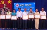 Hội Chữ thập đỏ TX Thuận An: Công tác xã hội đạt được trên 10 tỷ đồng