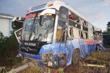 Vụ va chạm giữa xe container và xe khách giường nằm:  Nhiều hành khách bị thương nặng