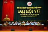 Khai mạc Đại hội Hội Liên hiệp thanh niên Việt Nam lần thứ 7