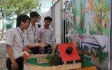 Khai mạc cuộc thi khoa học kỹ thuật dành cho học sinh cấp trung học