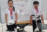 Cuộc thi khoa học kỹ thuật: Khơi niềm sáng tạo cho học sinh