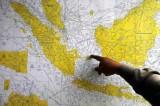Phát hiện khói ở vùng tìm kiếm máy bay AirAsia mất tích
